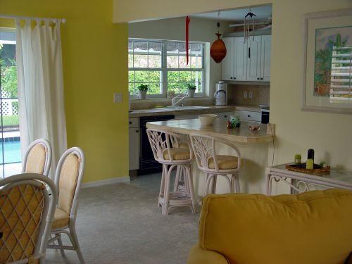 nokomis ihr ferienhaus in florida innenansichten. Black Bedroom Furniture Sets. Home Design Ideas